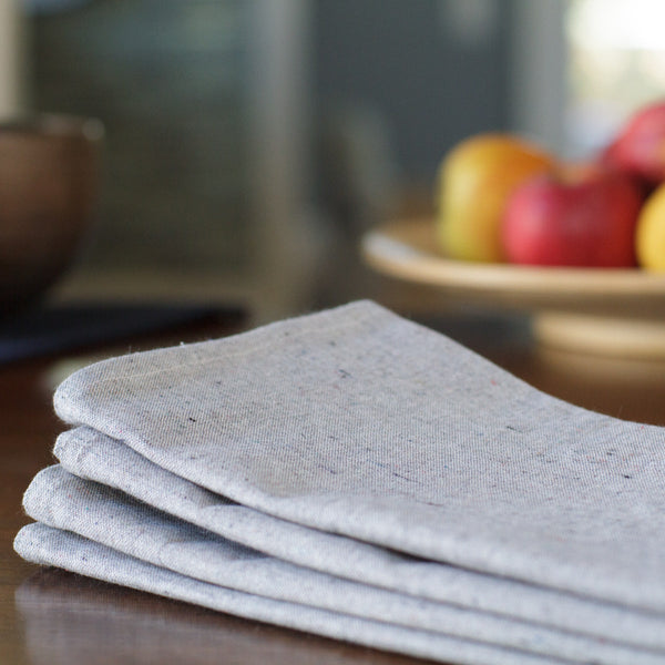 Everyday Napkin - Recycled Grey