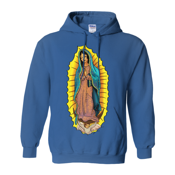 Our Lady Of Guadalupe Graphic Hoodie