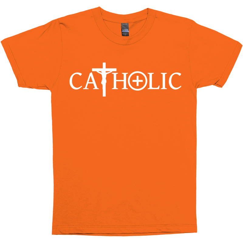 Catholic Symbols T-Shirt
