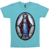Miraculous Medal Premium Catholic Graphic Tee