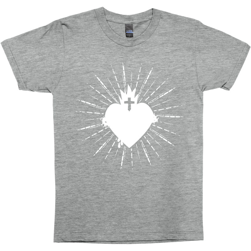 Sacred Heart Premium Graphic Tee