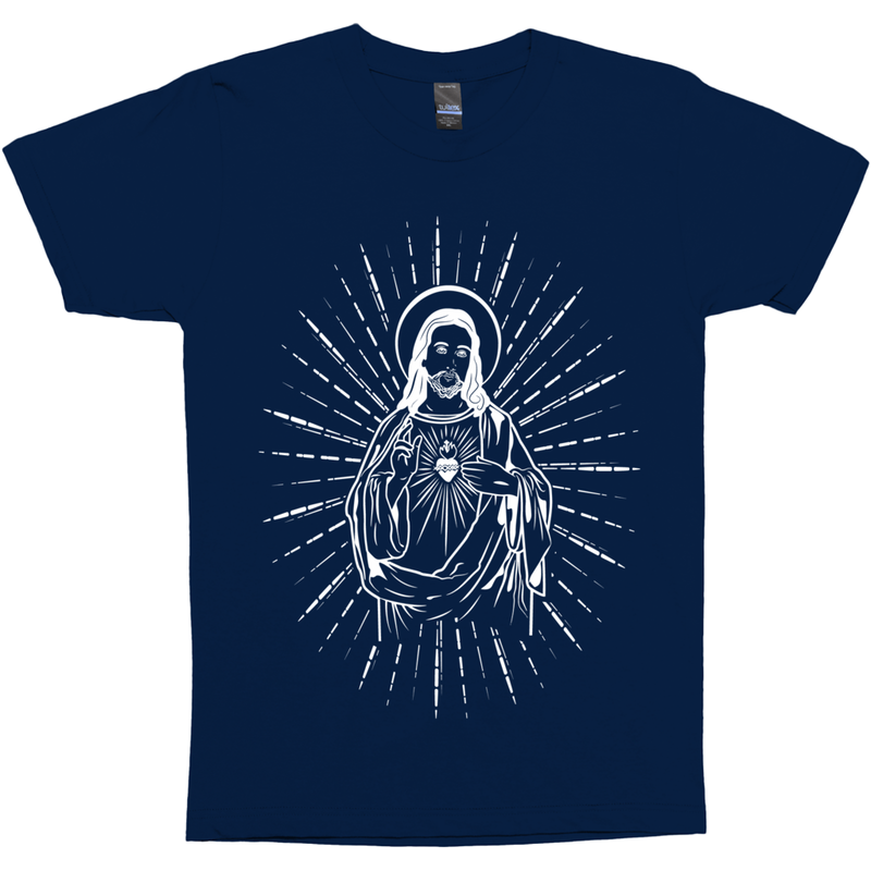Sacred Heart Of Jesus Premium Graphic Tee