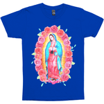 Our Lady Of Guadalupe Watercolor Premium Graphic Tee