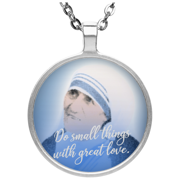 Mother Teresa Necklace