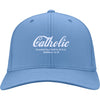 Image of Catholic Twill Cap