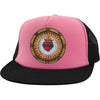 Image of Sacred Heart Trucker Hat With Snapback