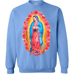Our Lady of Guadalupe Pullover Sweatshirt