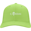 Image of Catholic Symbols Twill Cap