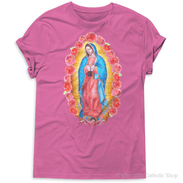 Our Lady Of Guadalupe Premium Boutique Tee