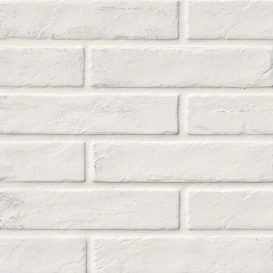 AP124 White Brick