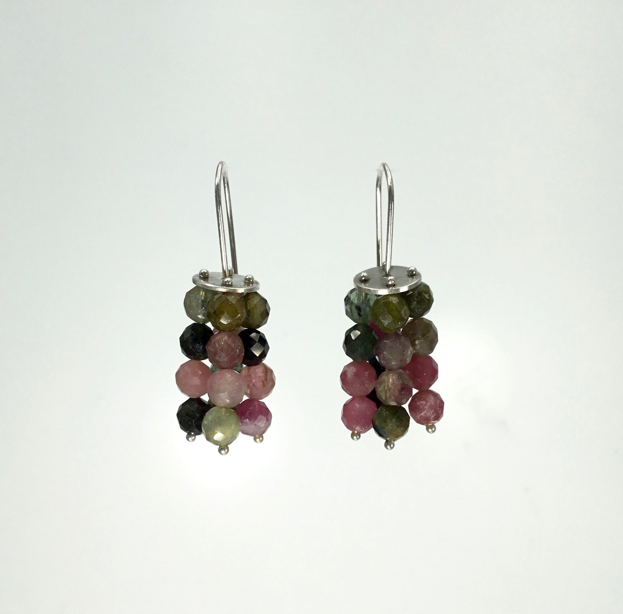 Ashka Dymel Tourmaline Earrings