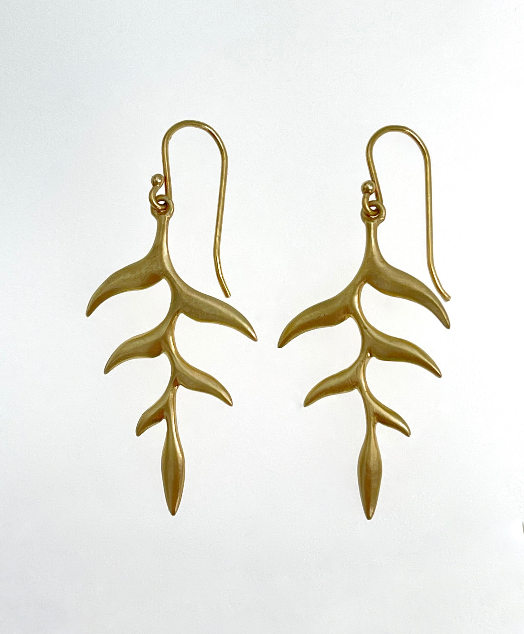 Annette Ferdinandsen Bird of Paradise Earrings