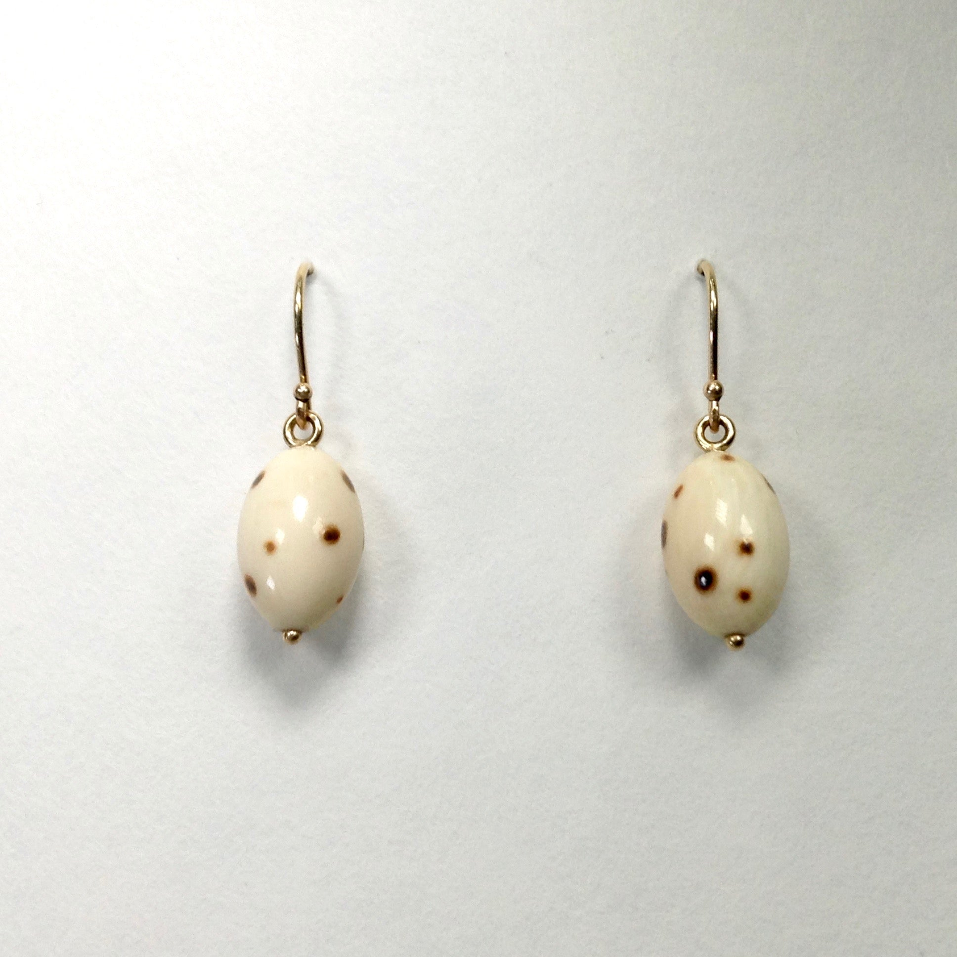 Annette Ferdinandsen Spotted Egg Earrings