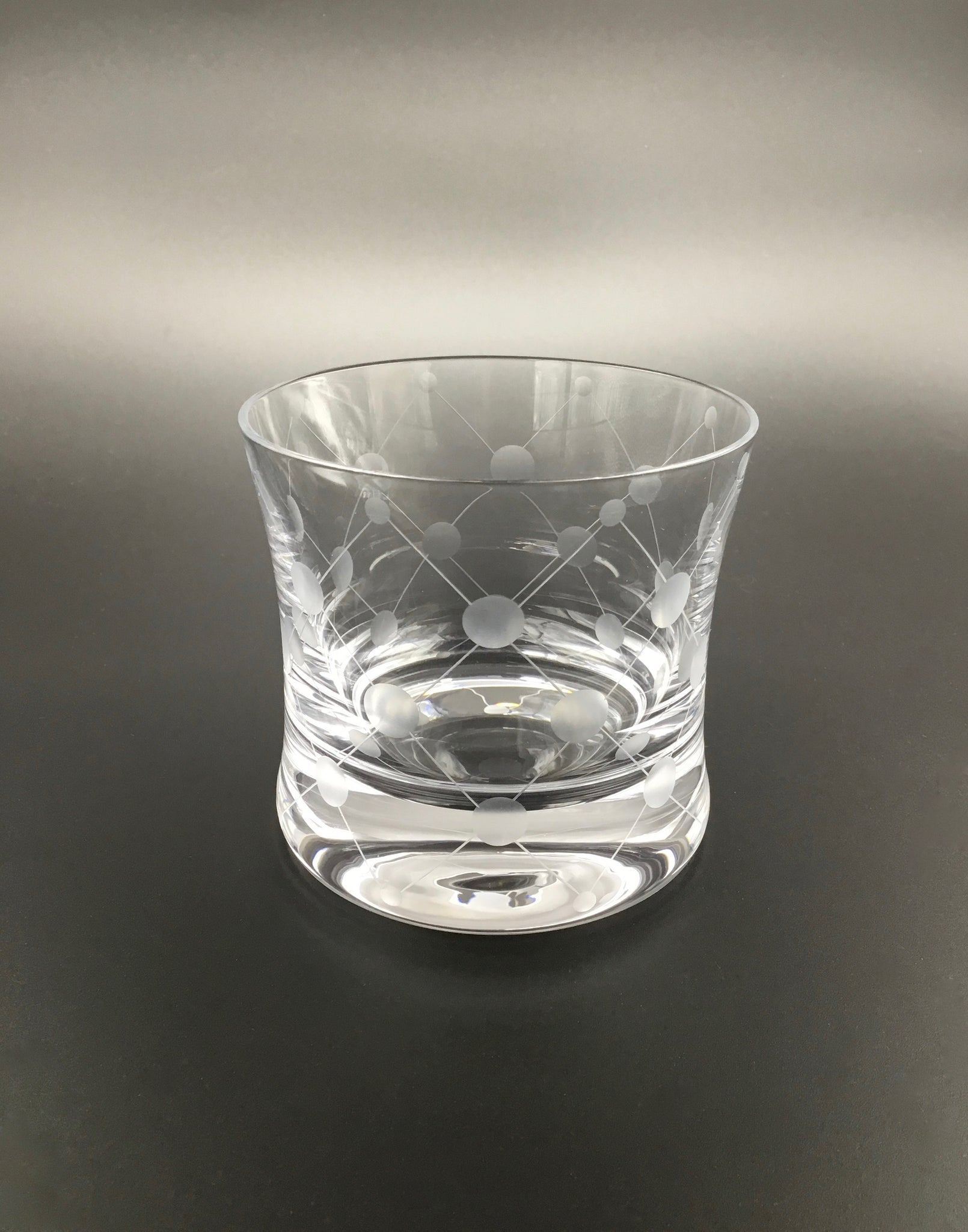 Artel Crystal Harlequin Glass
