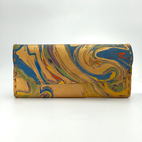 Studio Caleidoscope Leather Wallet