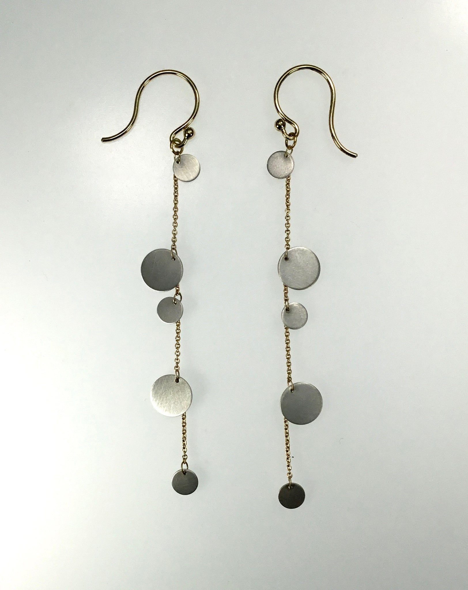Carla Caruso Confetti Cascade Drop Earrings