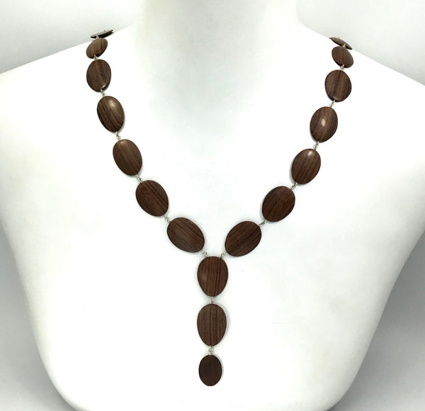 Marion Cage Bocote Necklace