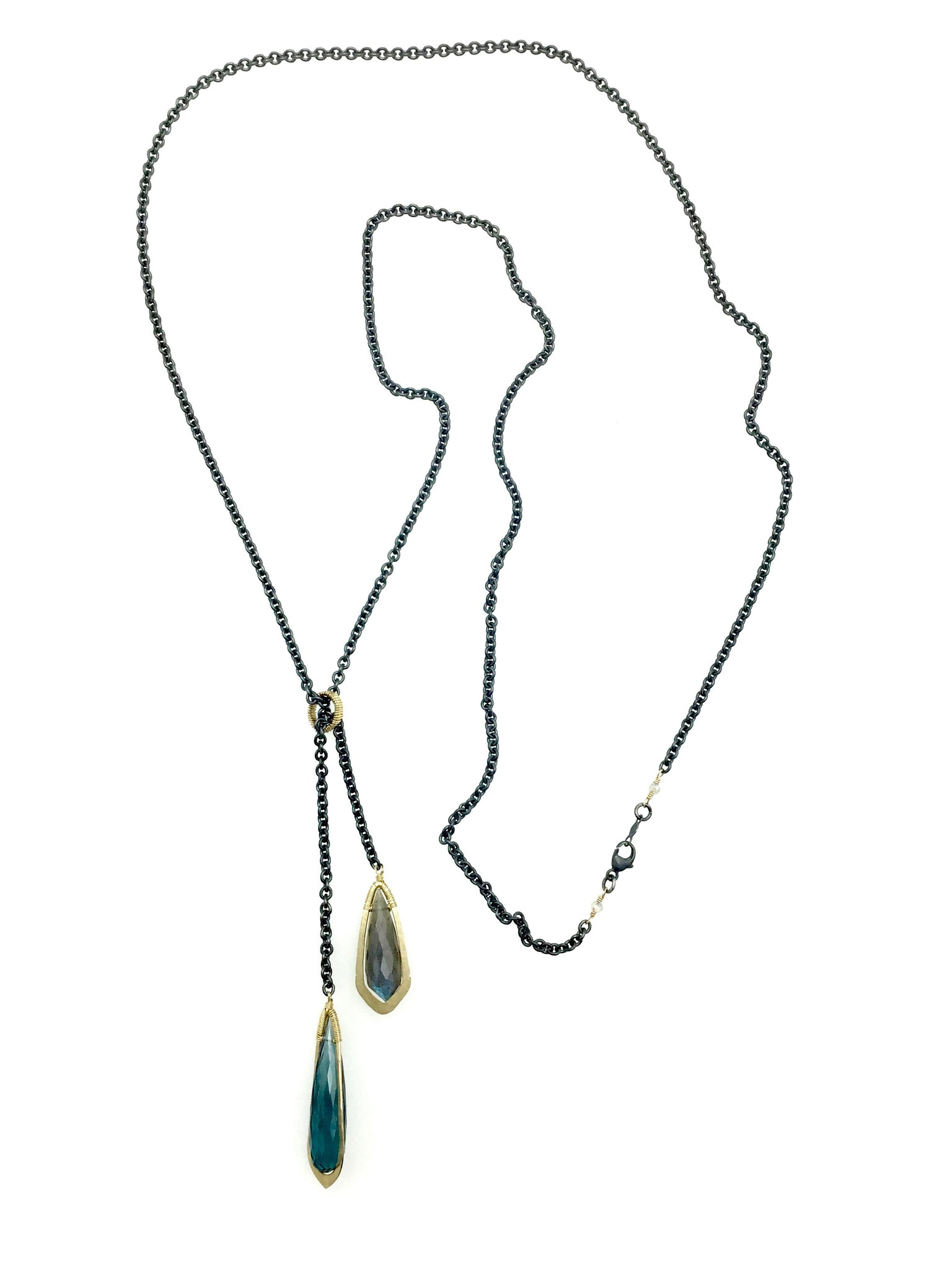 Dana Kellin Labradorite Necklace
