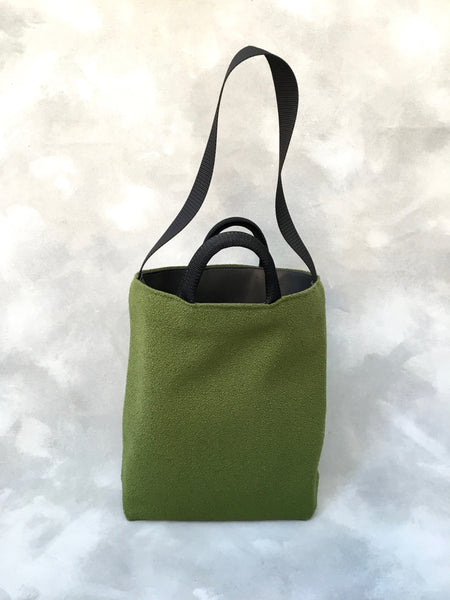 Lady Industrials Green Tote Bag