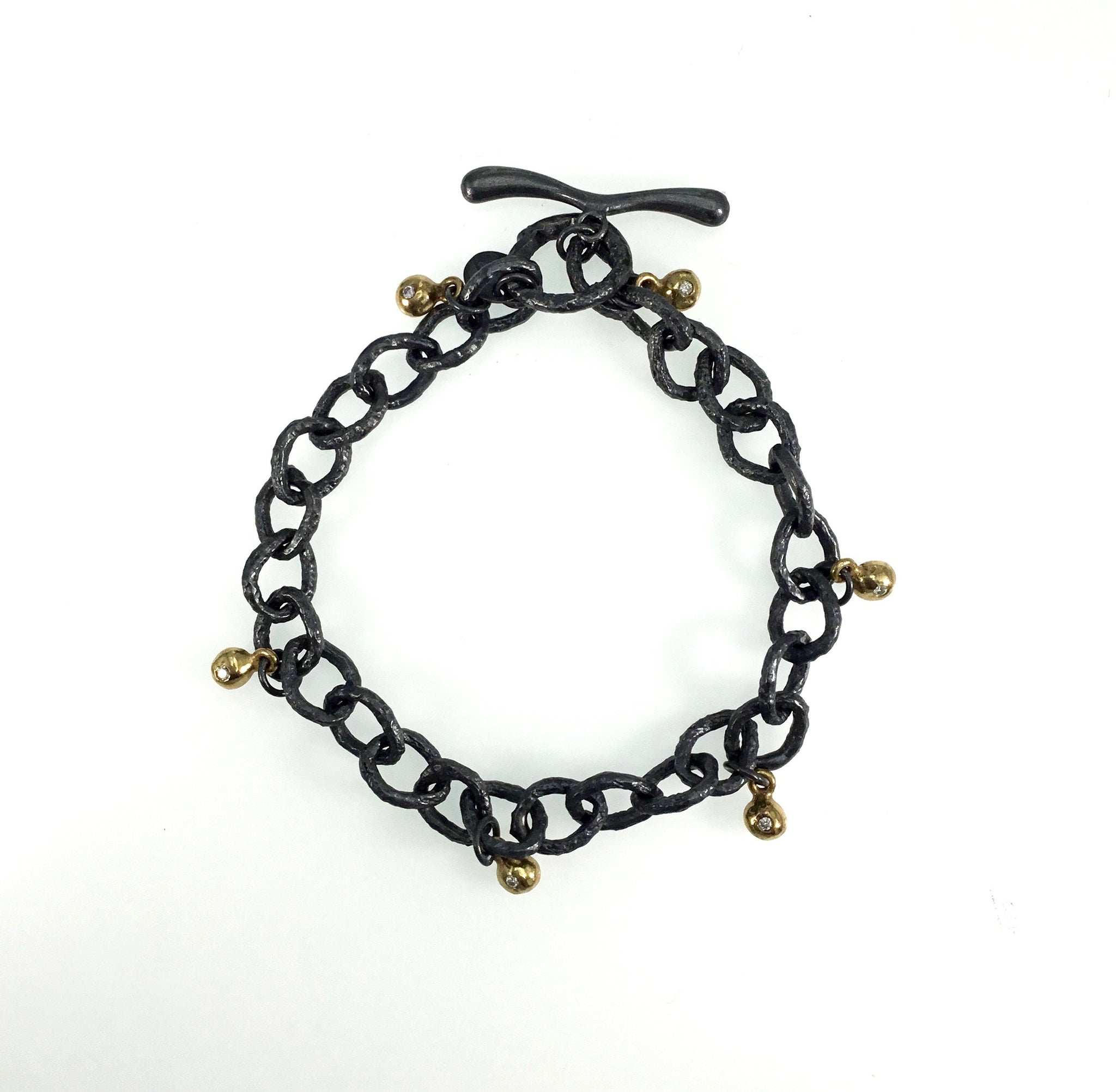 Emanuela Duca Inside out Bracelet