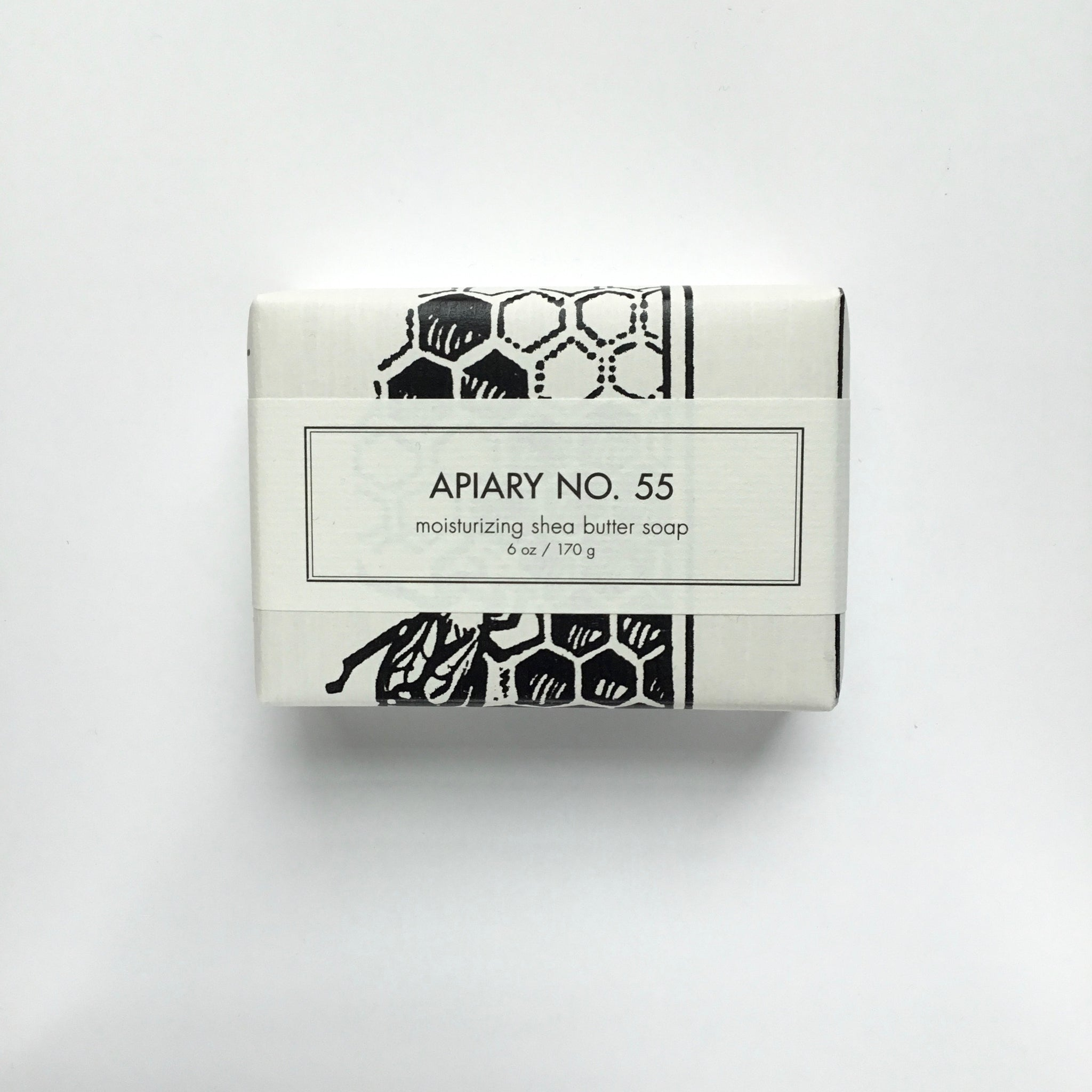 Formulary 55 Apiary Shea Butter Soap