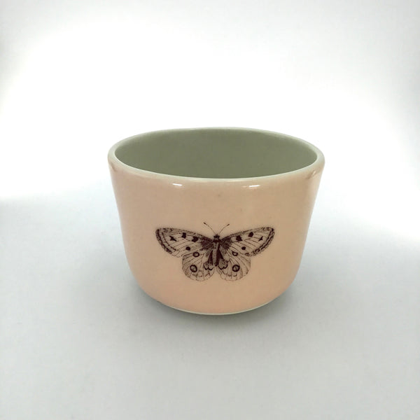 Gleena Porcelain Butterfly Tea Cup