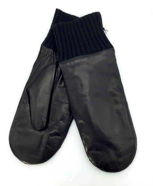 Hestra Tina Mittens in Black