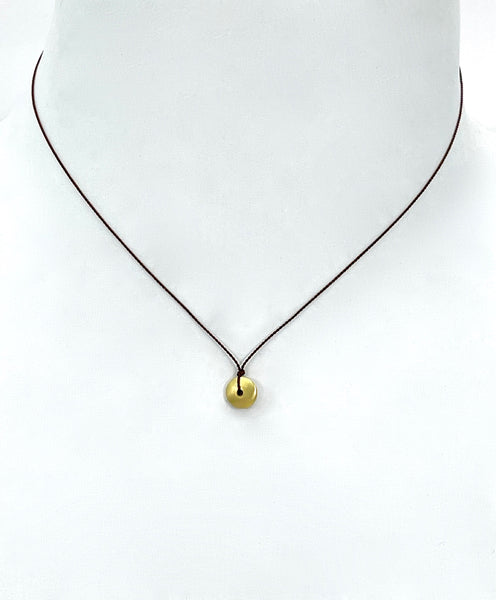 Margaret Solow Little Disc Necklace