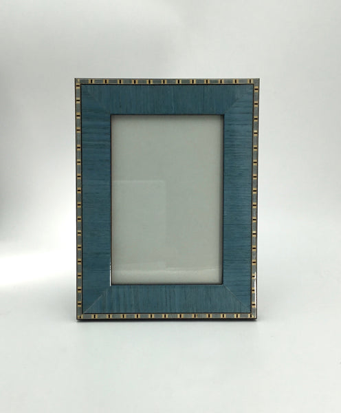Tizo Turquoise Frame with Border
