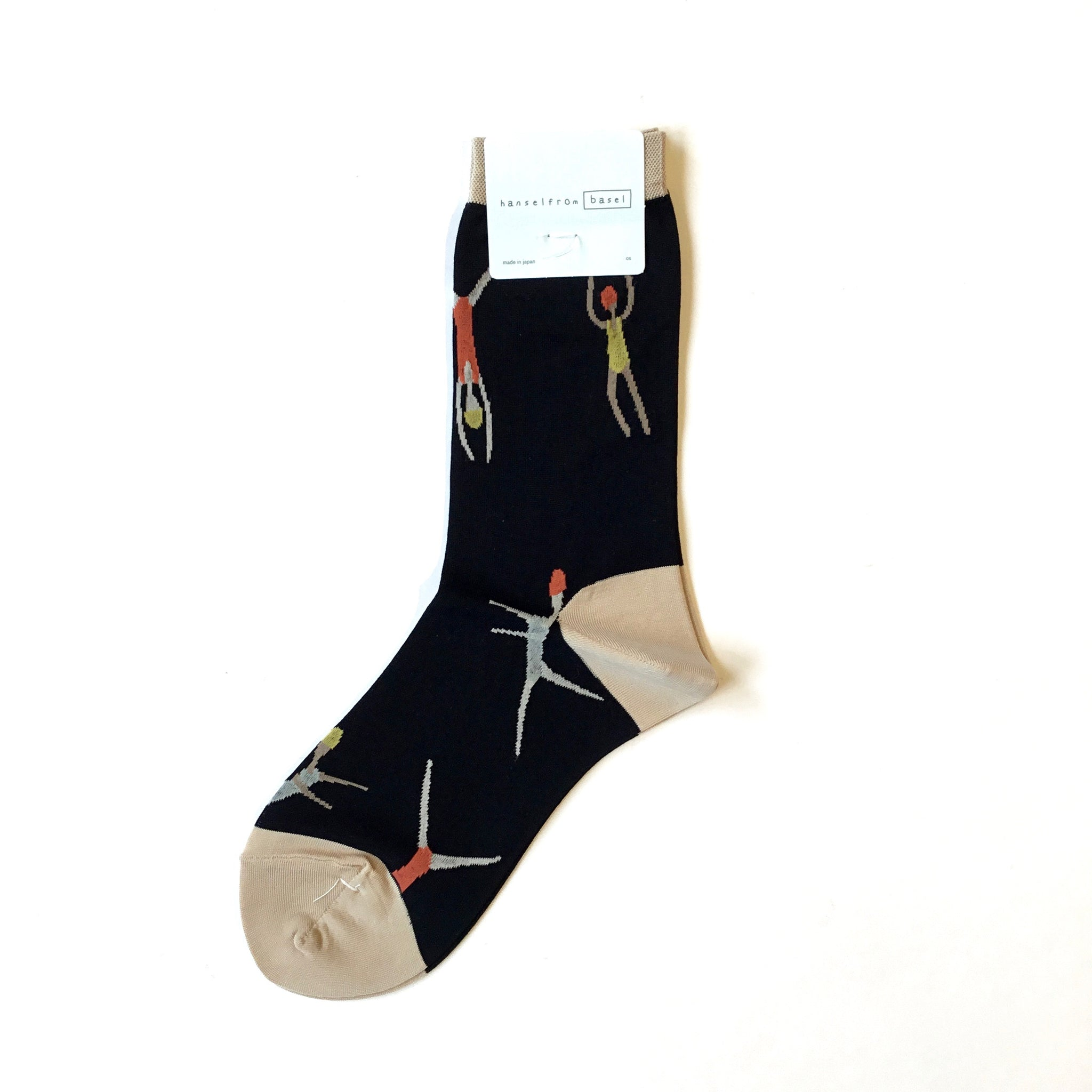 Hansel from Basel In-sync Socks (SOLD)