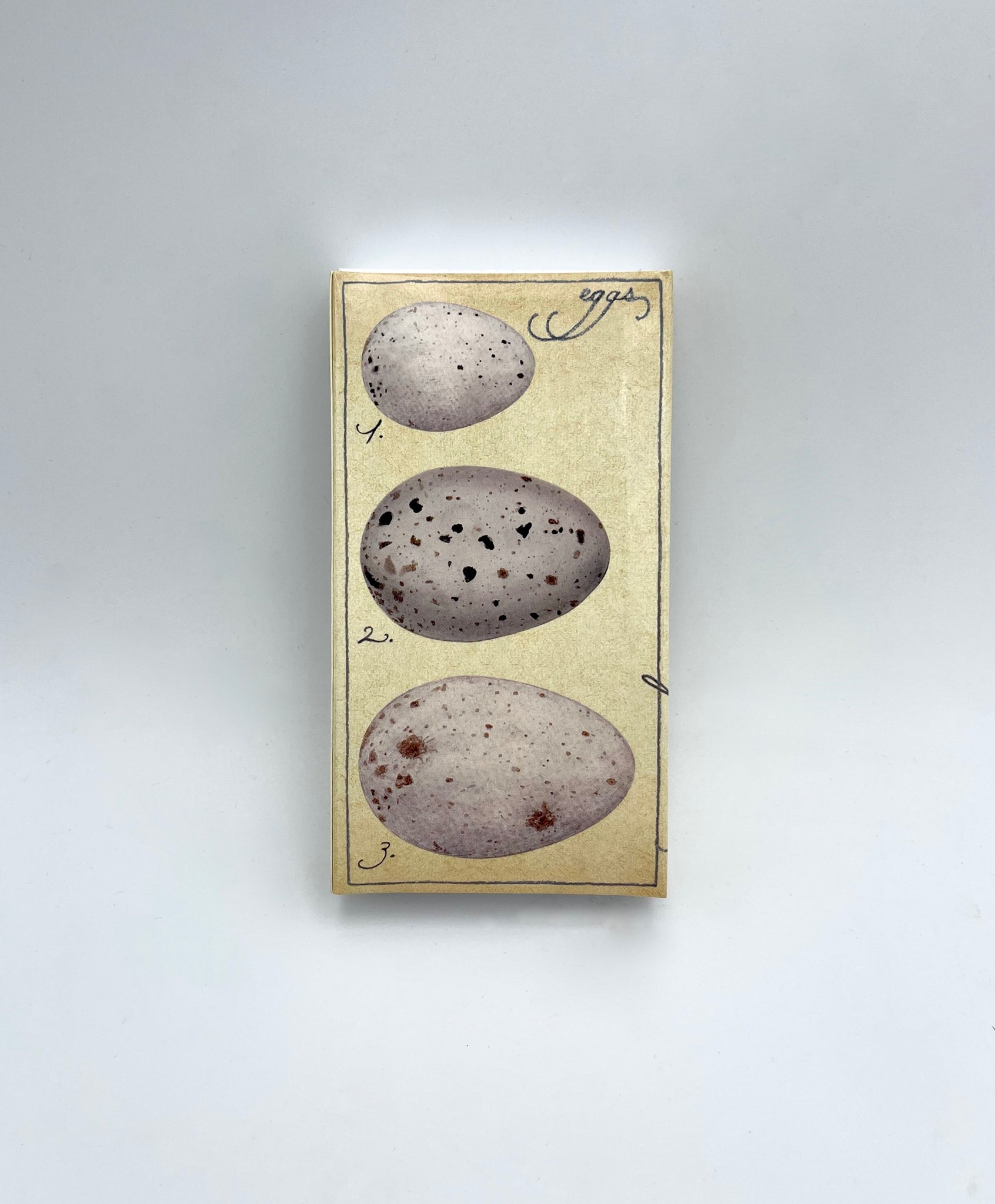 John Derian Small Feather and Egg Matches