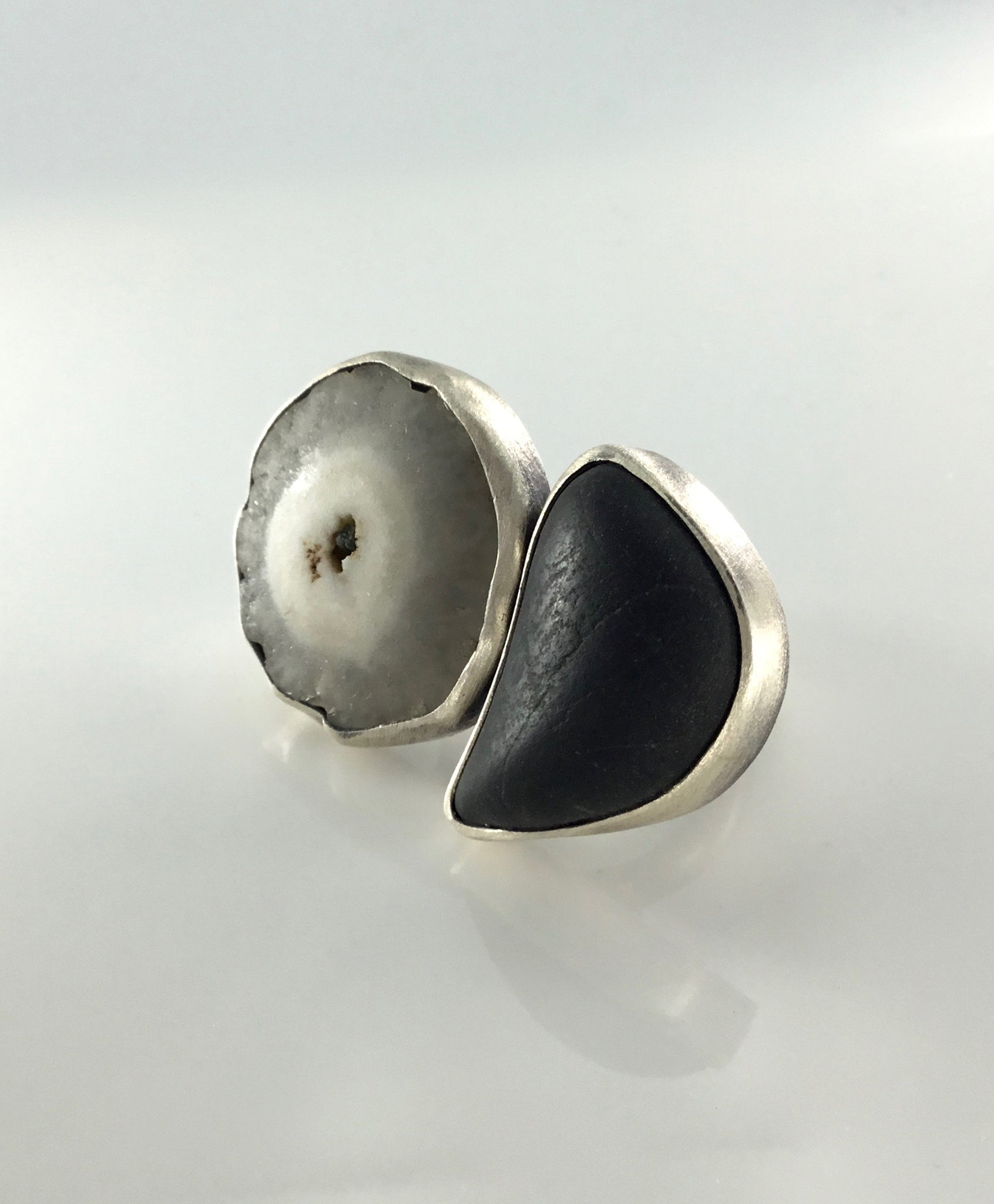 Terri Logan Duo Stone Ring