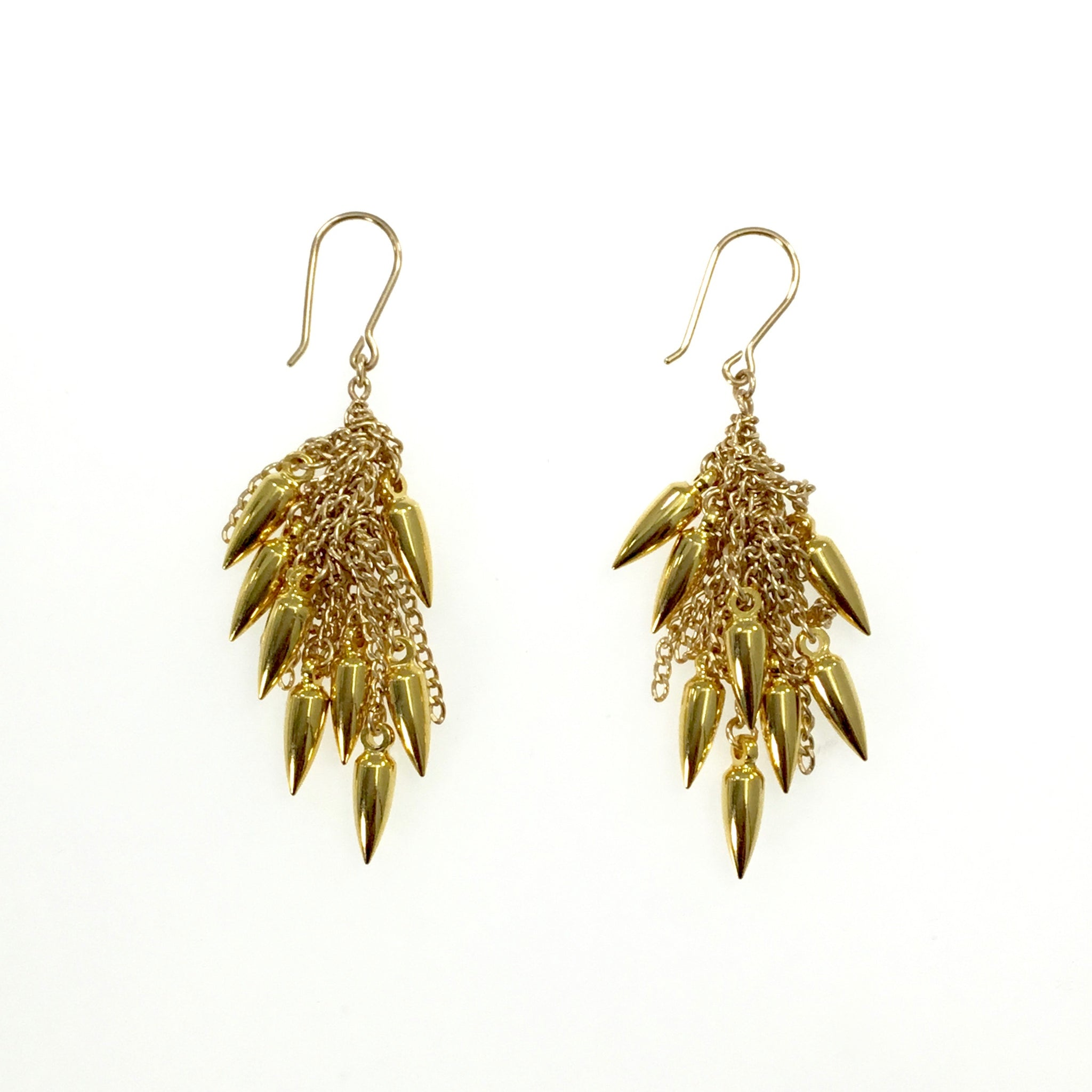 Estyn Hulbert Bullet Cluster Earrings