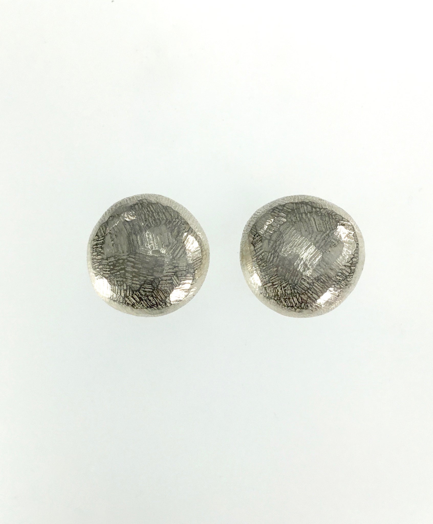 John Iversen Pebble Post Earrings