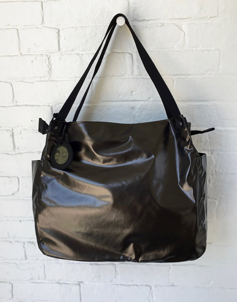 Jack Gomme Levant Bag in Bronze