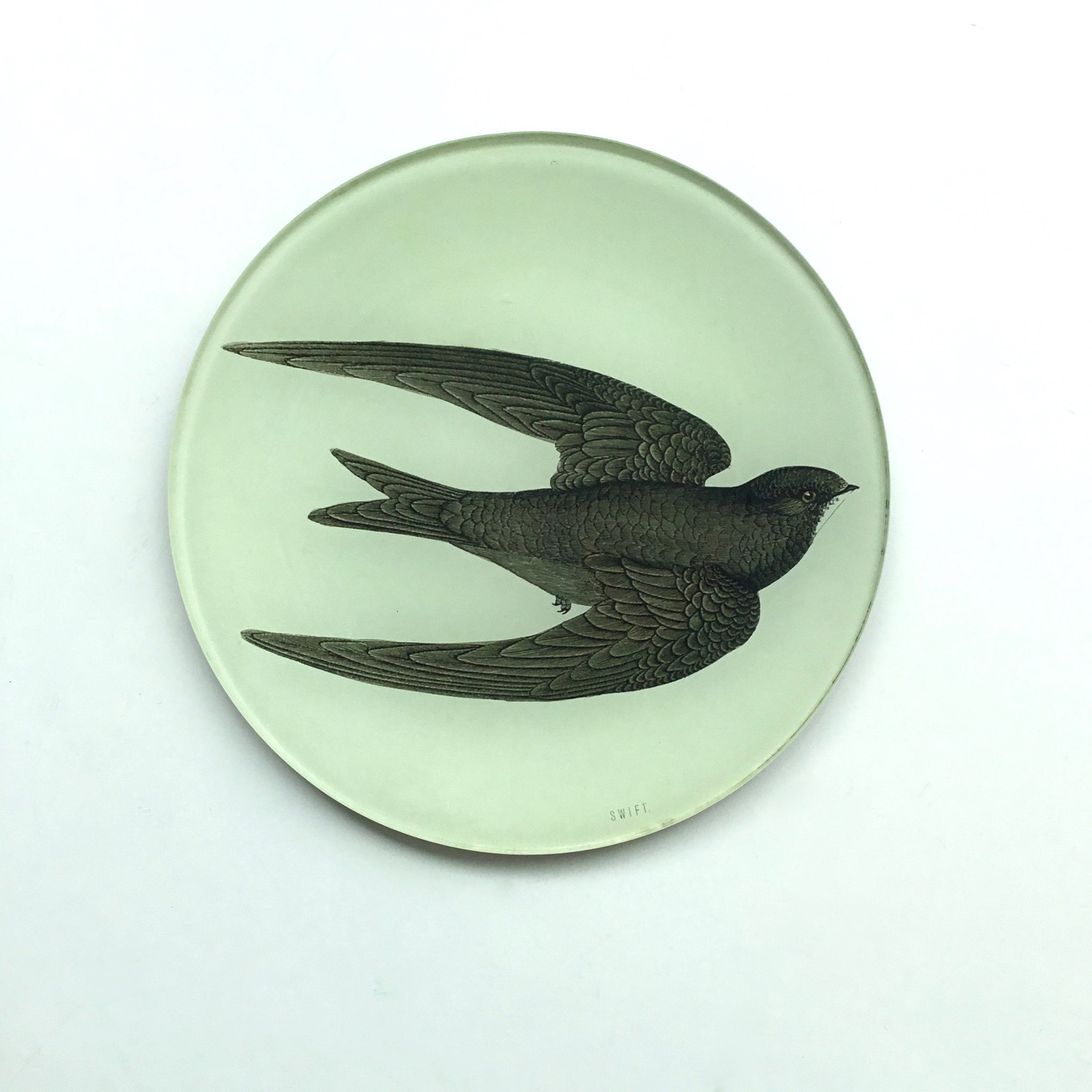 John Derian Swift Bird Dish