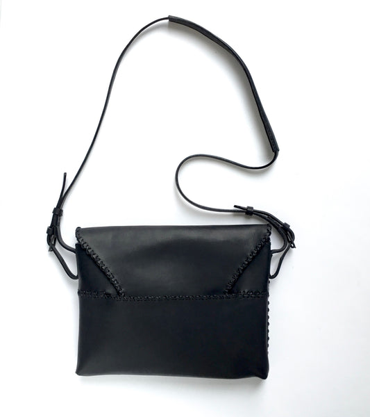Johnny Farah Aarhaus Leather Bag