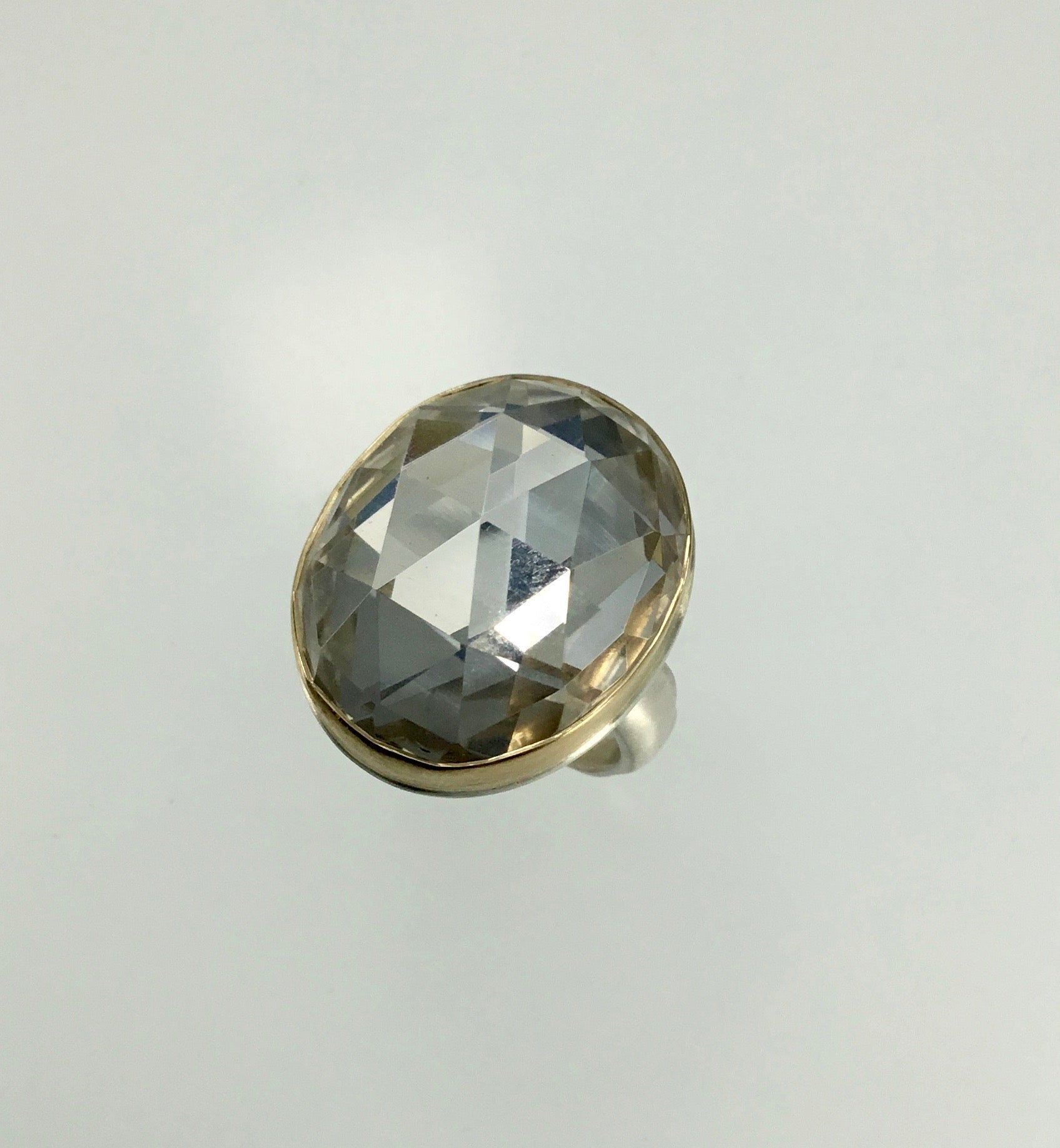 Jamie Joseph Rock Crystal Ring