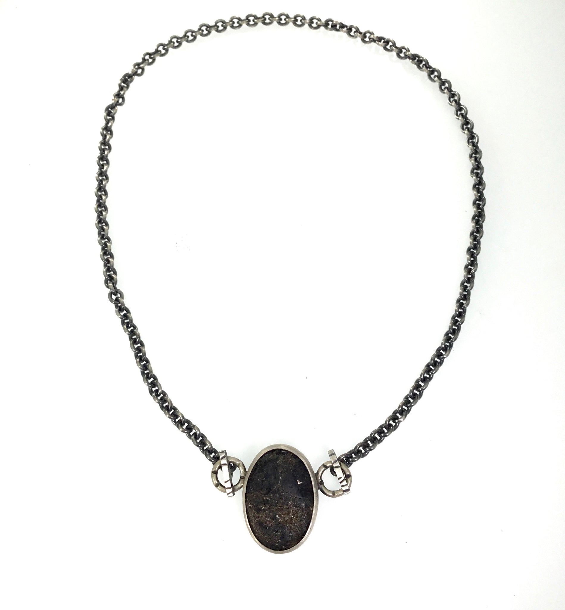 Terri Logan Stone Choker Necklace