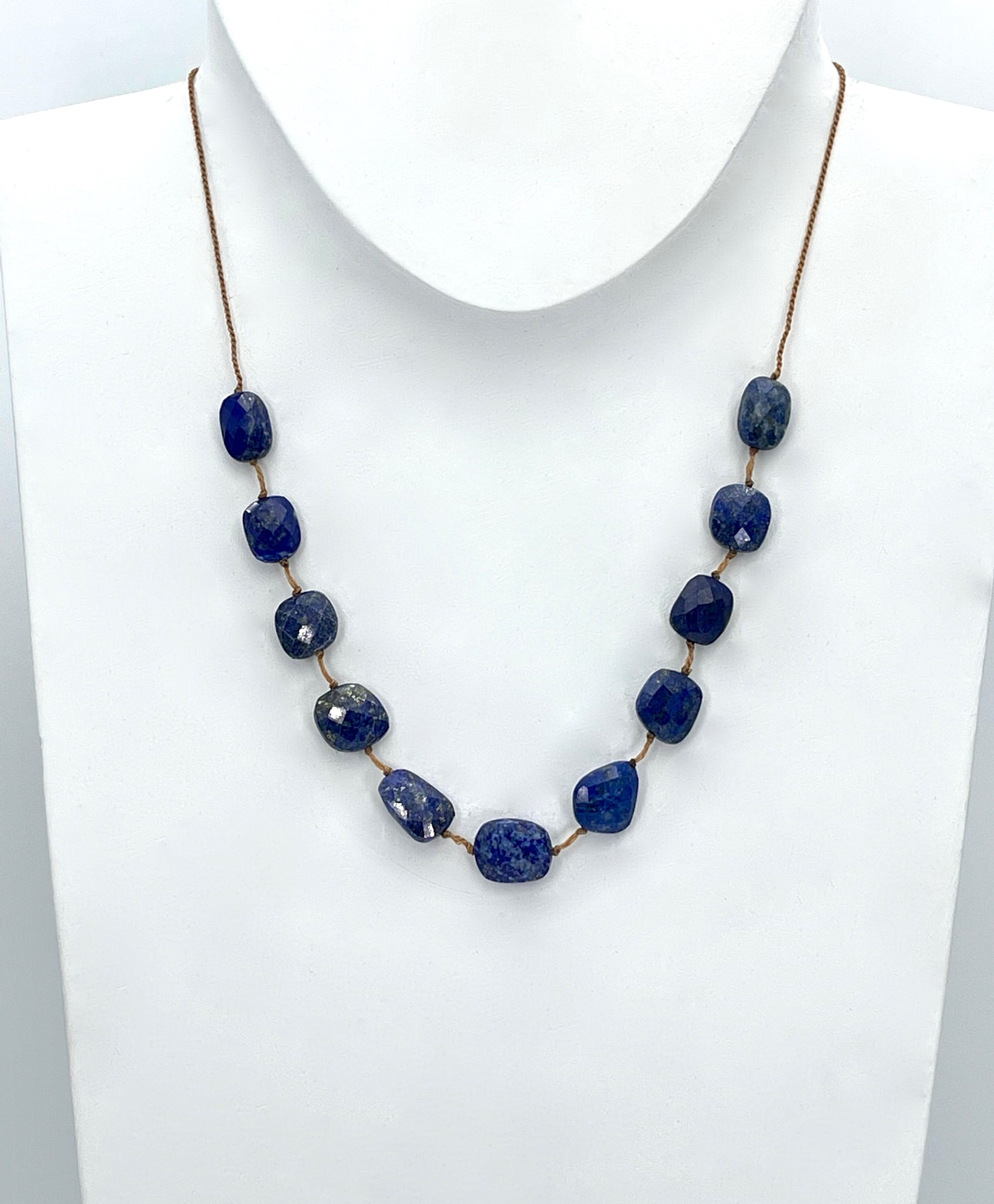 Lena Skadegard Lapis Necklace