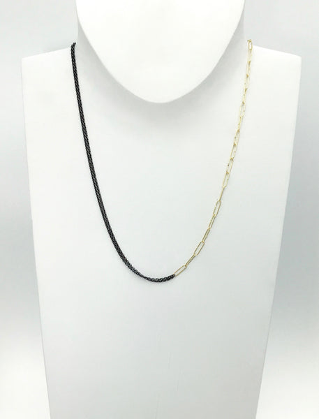 Sarah Mcguire Fifty Fifty Necklace