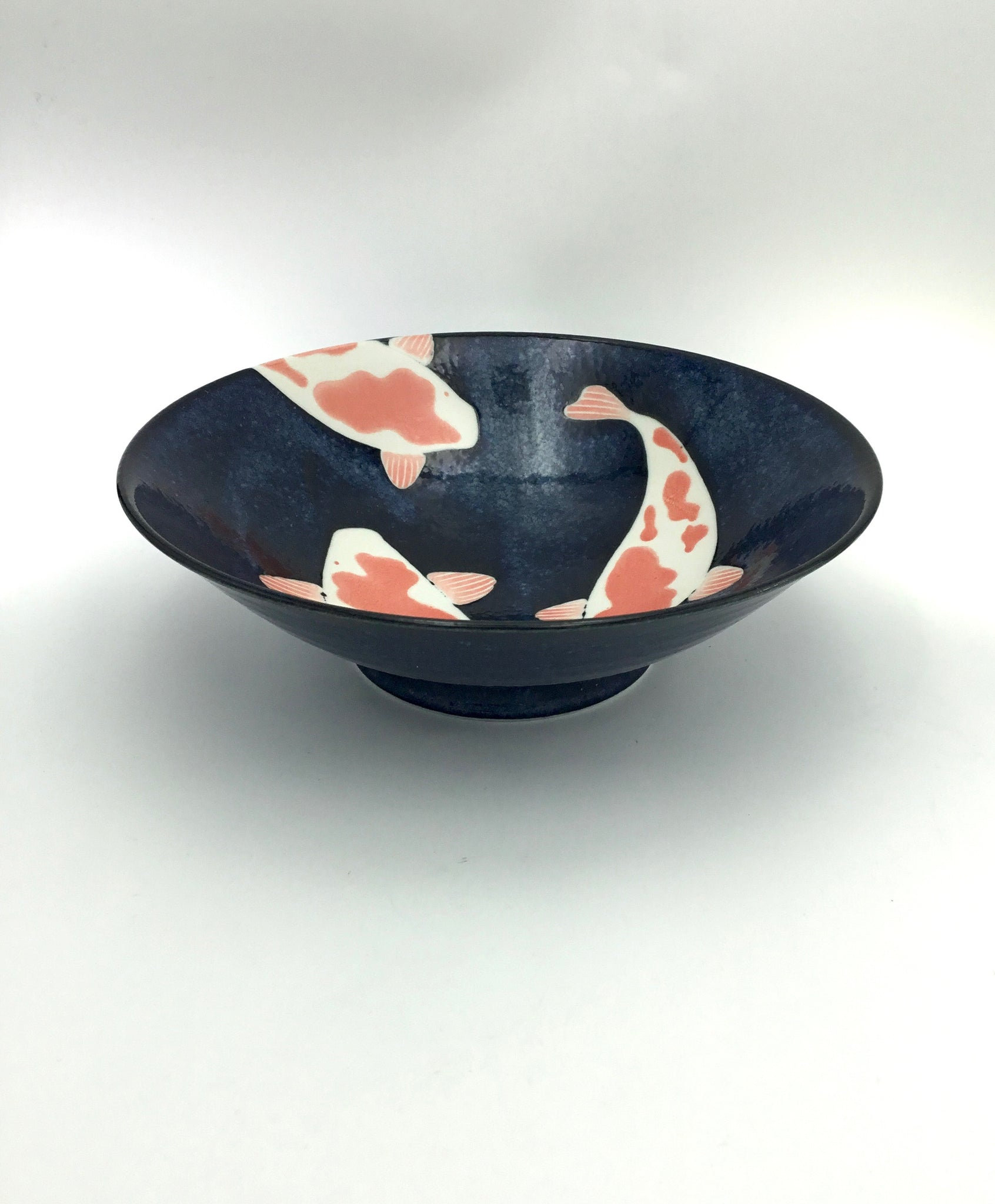 Miya Namako Koi Serving Bowl