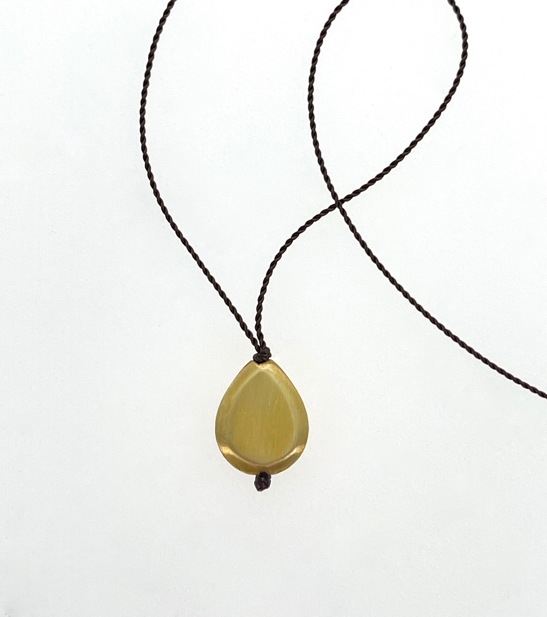 Margaret Solow Teardrop Necklace