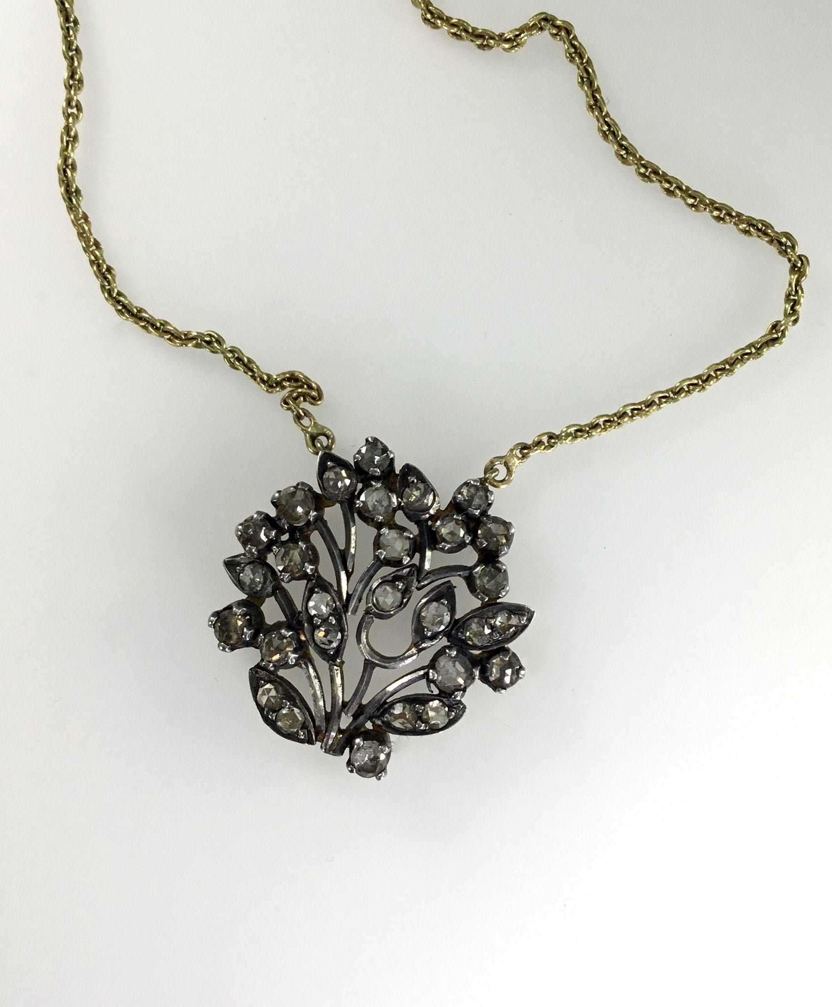 Priya Himatsingka Wildflower Pendant Necklace