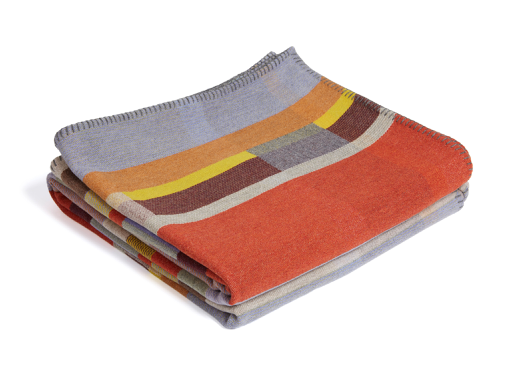 Wallace Sewell Small Orange Cecil Throw
