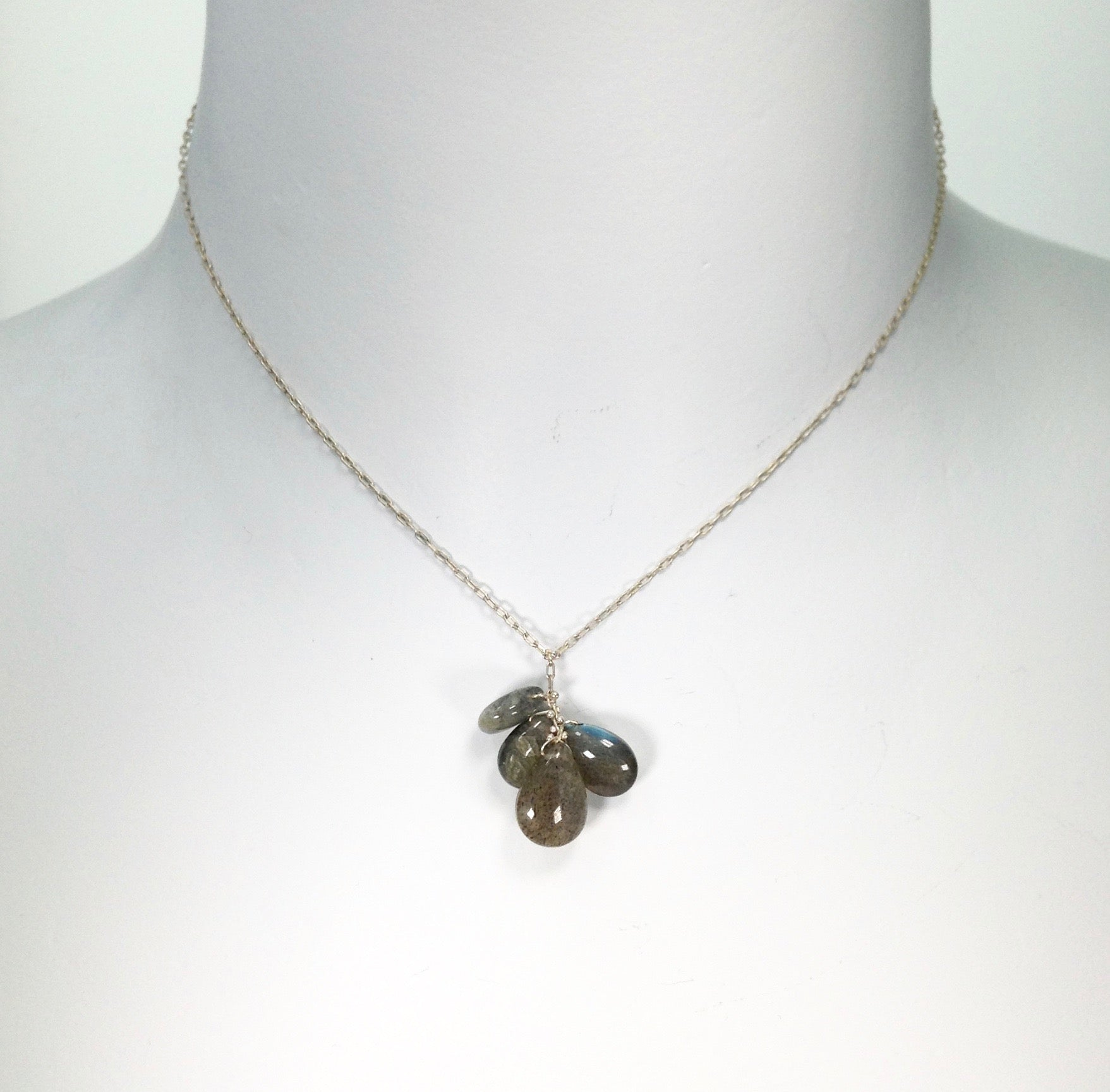 Ten Thousand Things Labradorite Necklace