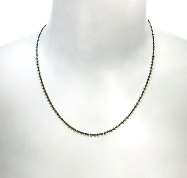 Ten Thousand Things Gold and Silver Necklace