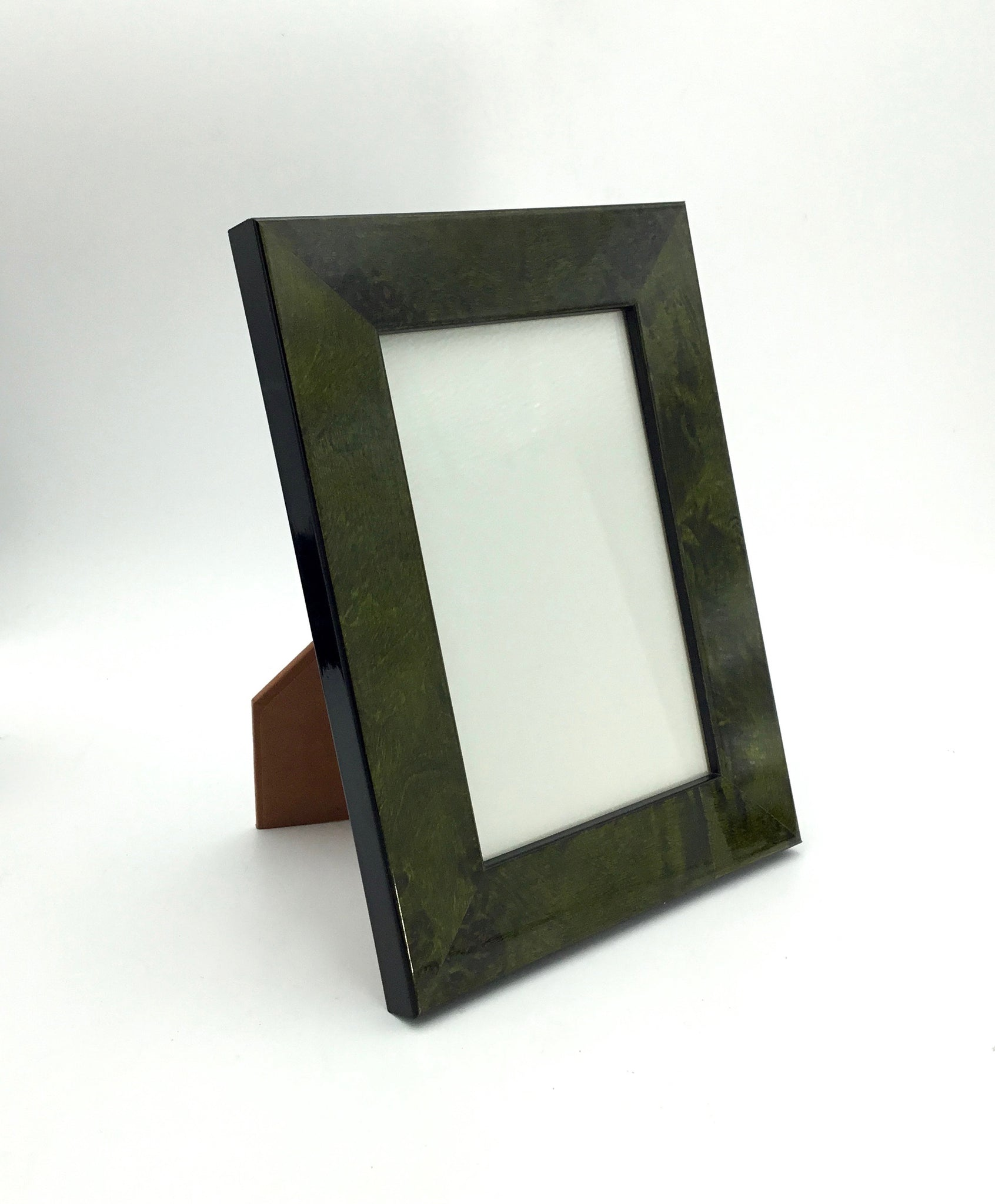 Tizo Picture Frame in Olive Green