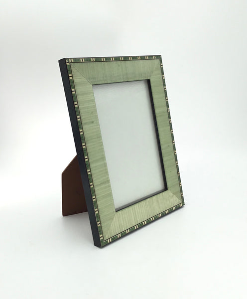 Tizo Light Green Frame with Border