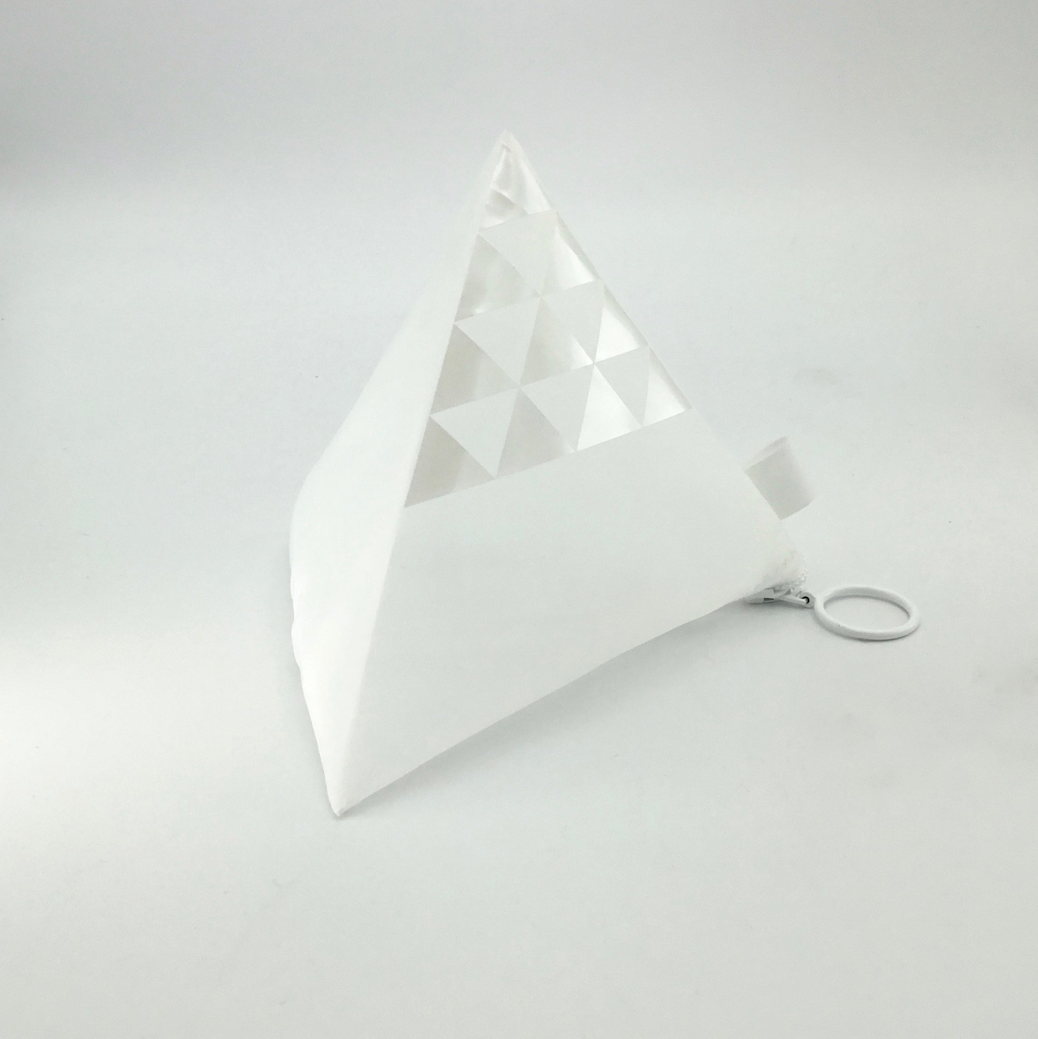 Zero Small Triangle Pouch
